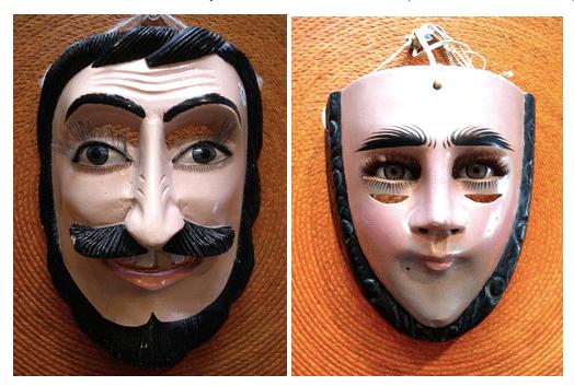 Mexican masks Philadelphia