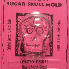 Mexican Sugar Skull Mold