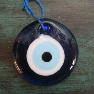 Blue Evil Eye Charm Amulet