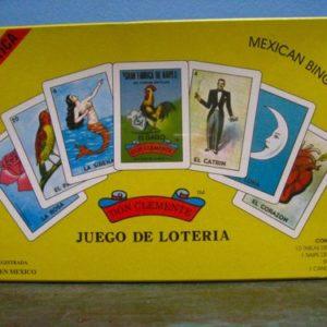 Mexican Bingo - Juego de Loteria