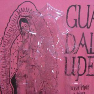 Virgin of Guadalupe Sugar Mold