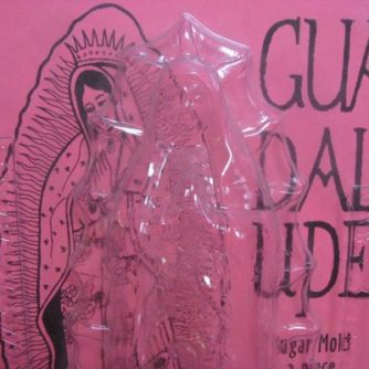 Virgin of Guadalupe Sugar Mold