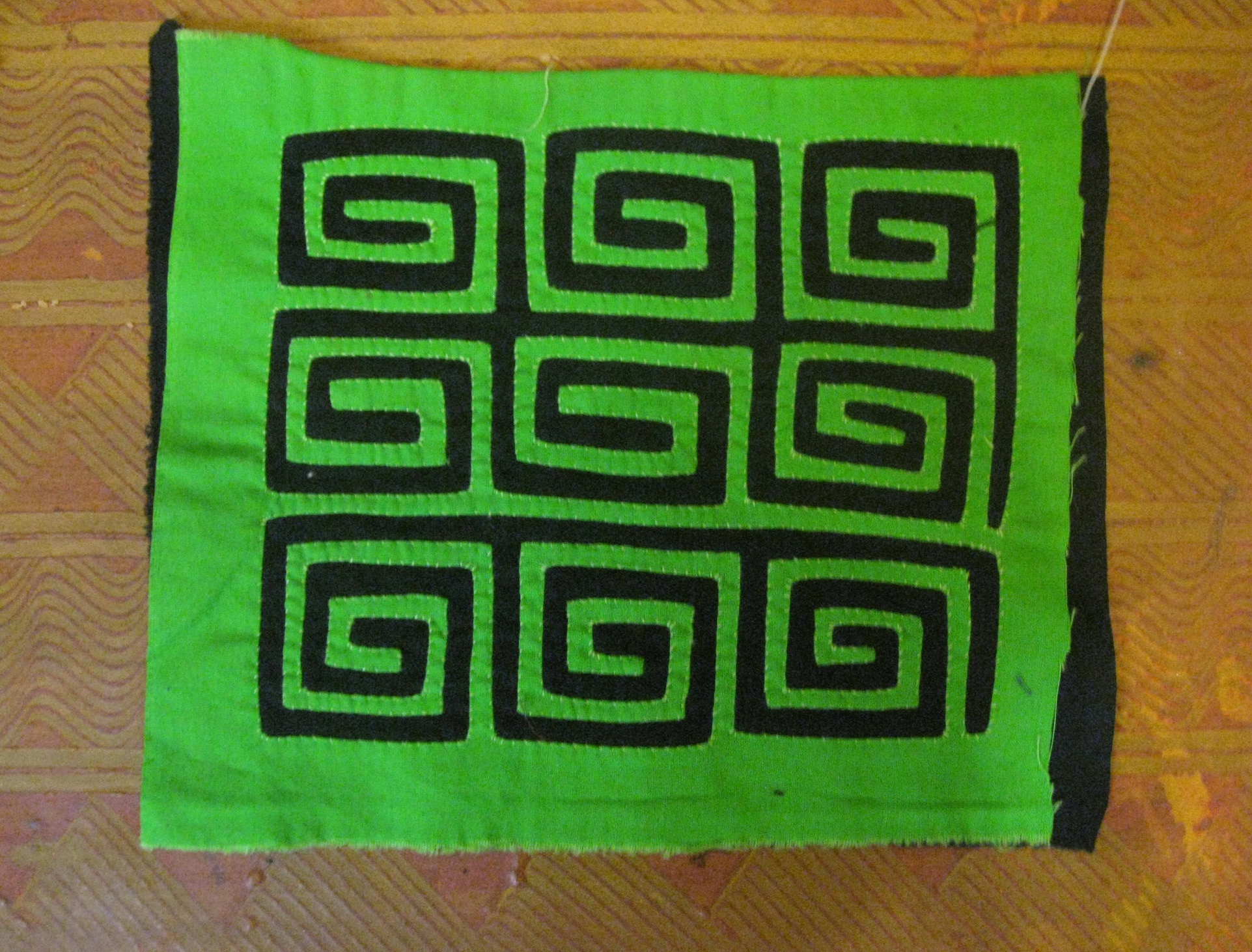 Molas from Panama