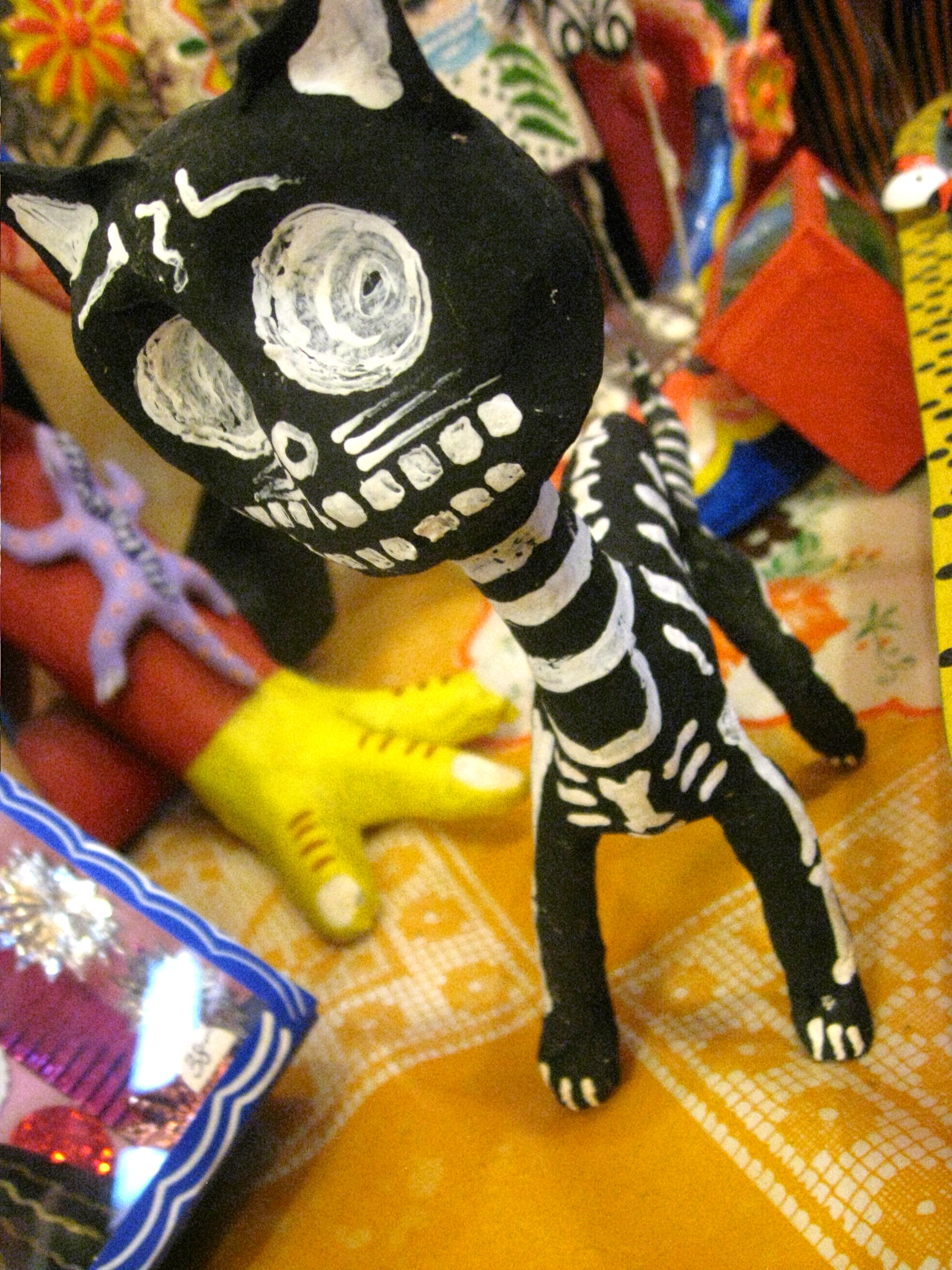 New! Day of the Dead Figurines, Wall Hangings, and More! – Eye\'s Gallery