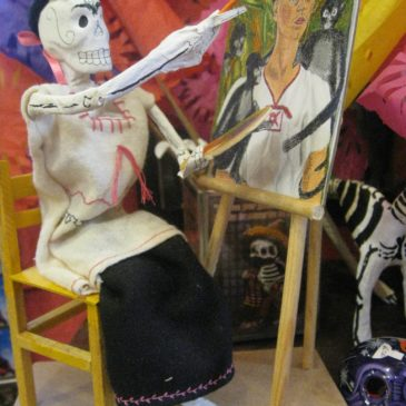 New! Day of the Dead Figurines, Wall Hangings, and More!