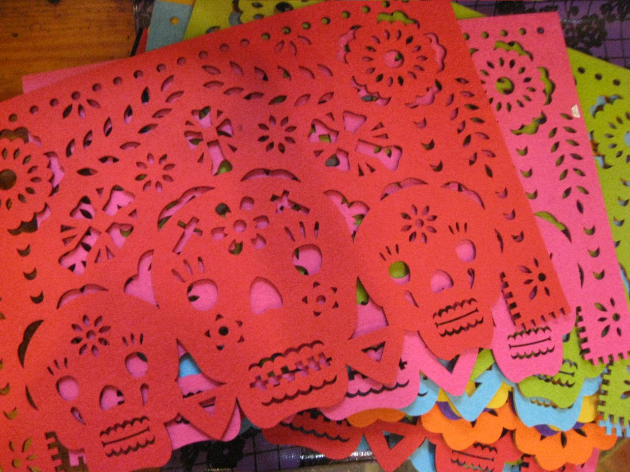 Day of the Dead Party Decor