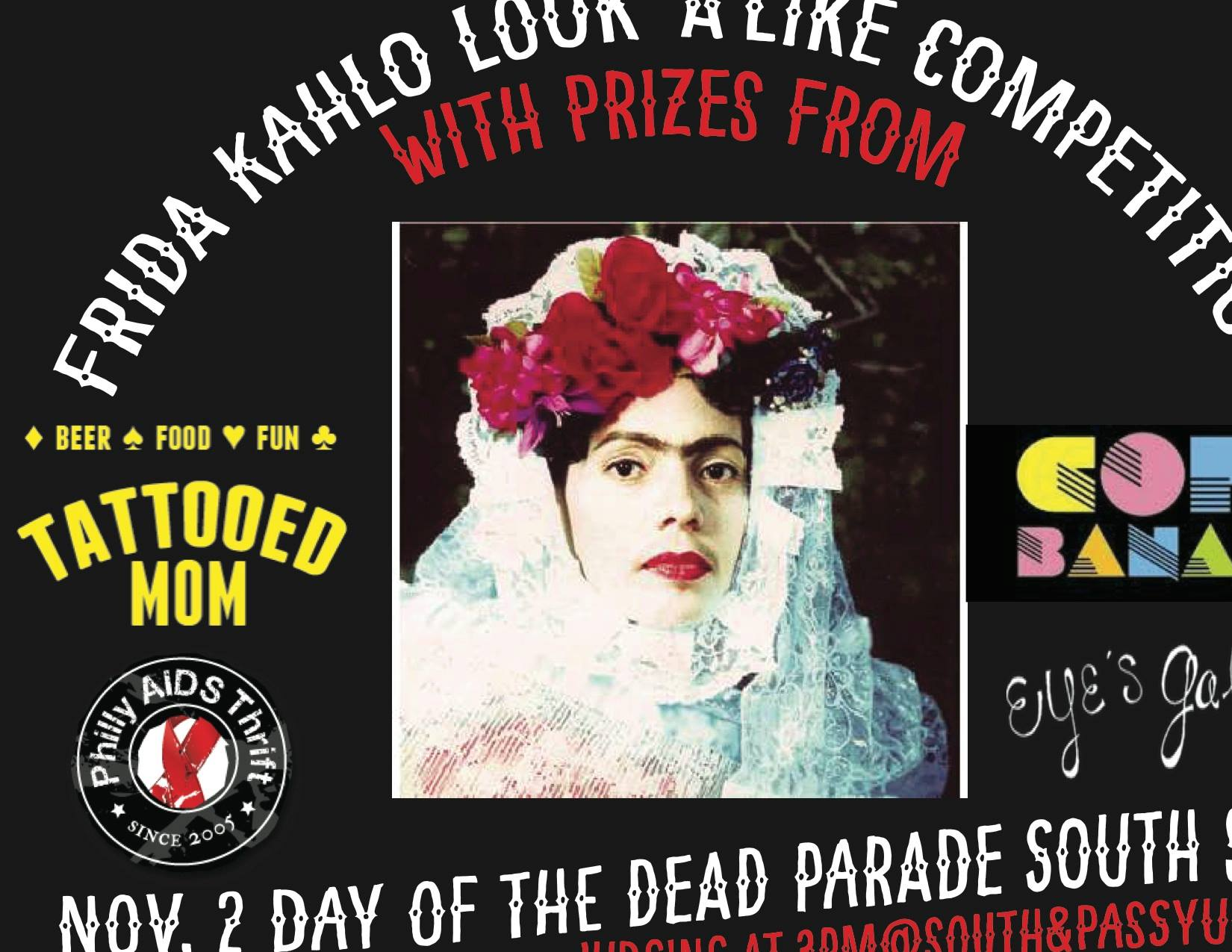 Dia De Los Muertos Festival and Parade this Sunday, November 2nd!