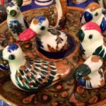 Ceramic animals from Mexico