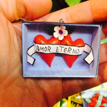 Mexican match box art