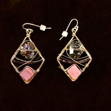 Art By Any Means: handcrafted gemstone and crystal jewelry