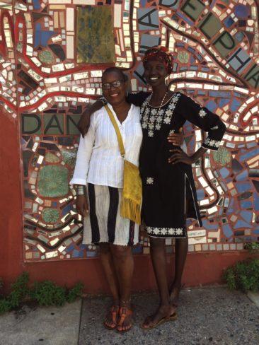 Nykhor and Donna Dove