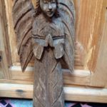 Mexican folk angel