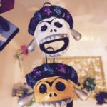 Day of the Dead Frida wall hangings