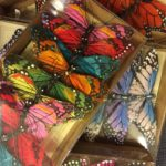 butterfly garlands