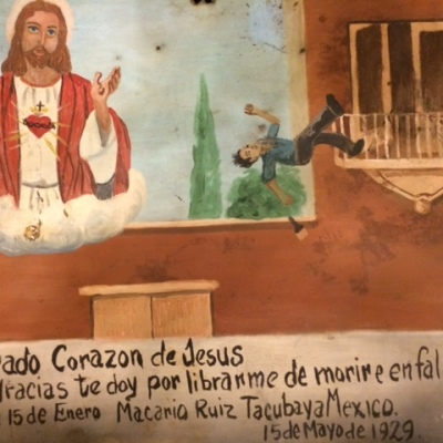 Sagrado Corazon de Jesus Ex-Voto