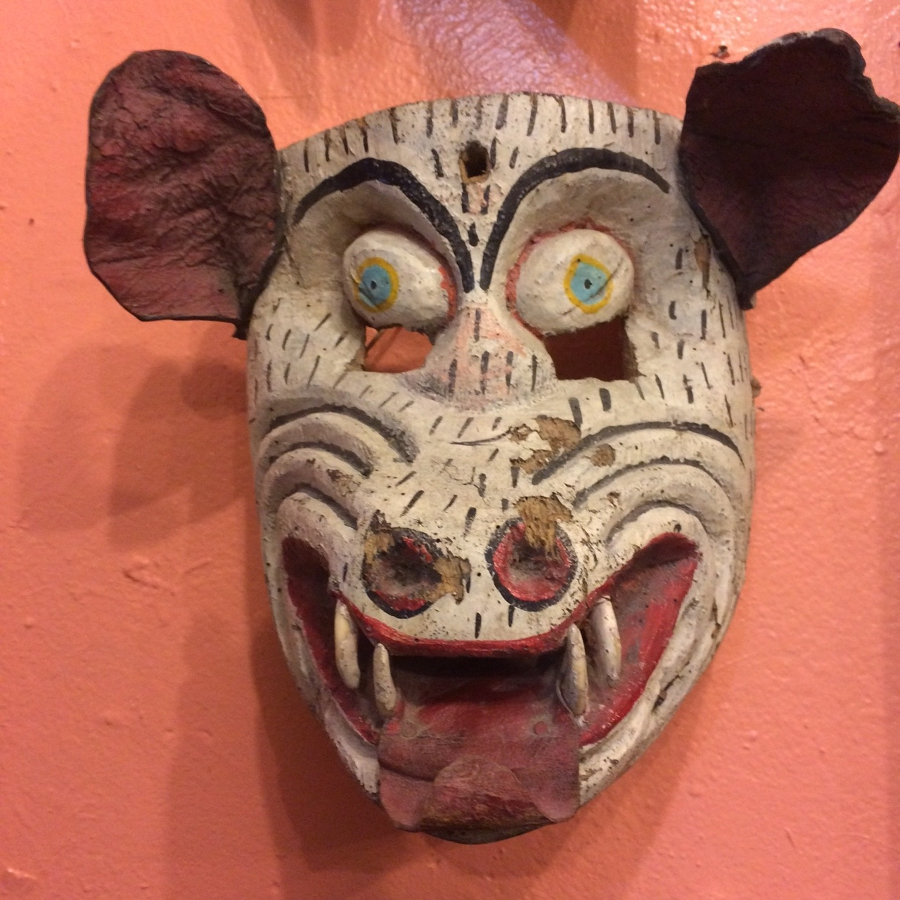 New Acquisitions: Pre-Columbian Figures and Vintage Mexican Masks