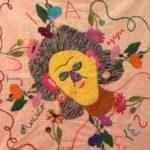 Julia Eyes embroidery