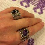 Ruth Doron rings