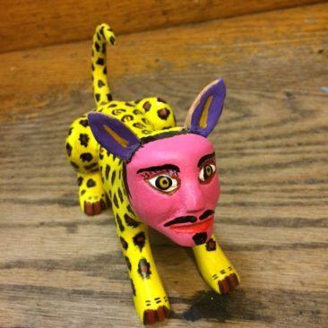 Oaxacan creature, $62