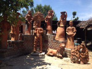 Jose Antonio Garcia sculptures