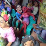 Josefina Aguilar ceramic sculptures