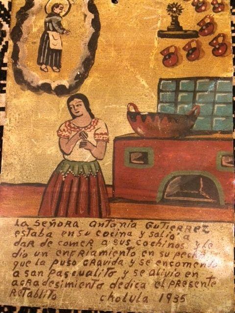 La Señora Antonia