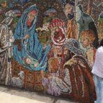 Trish Metzner mosaic in Zacatlan de las Manzanas