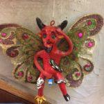 Butterfly devil