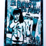 Anthony Kosiakowski, El Bueno Y El Malo, print,
