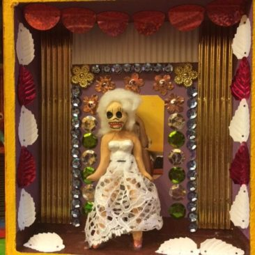 Day of the Dead nicho