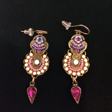 Ann Egan earrings, $72