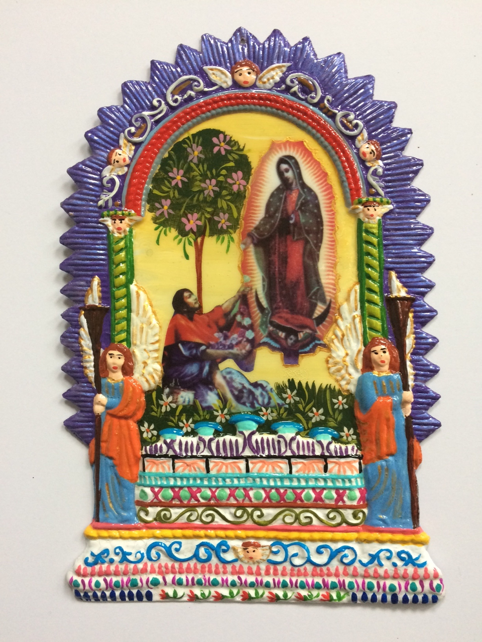 Virgen de Guadalupe Feast Day Art Show