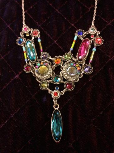Firefly necklace, $148