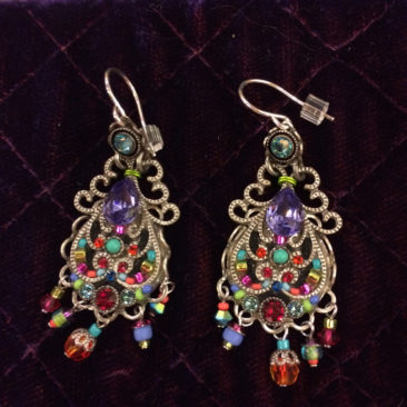 Firefly earrings, $86
