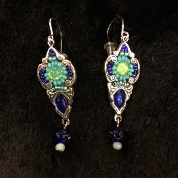 Firefly earrings, $67