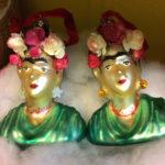 Frida ornaments