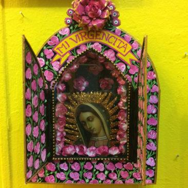 Mi Virgencita nicho, $102