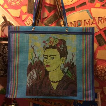 Frida Kahlo bag, $26