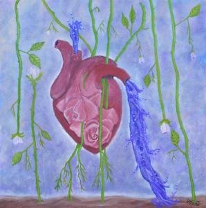 Garden of Healing by Amanda Cello Rose