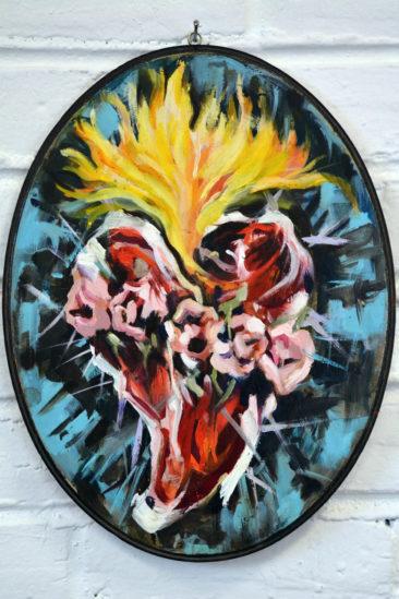"""""""Meat Heart"""" by Liz Krick"""