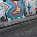 mural in Getsemani