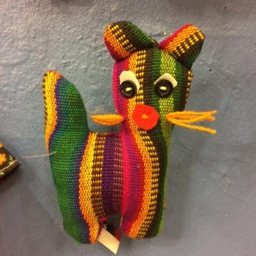 Guatemalan cat, $5