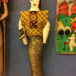 Mermaid doll from Mexico, $26.50
