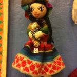 Peruvian doll, $18