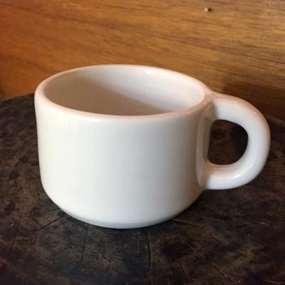 Small Mug with Eye Drawing by Isaiah Zagar