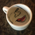ceramics, mug, handmade ceramics, painted ceramics, $45