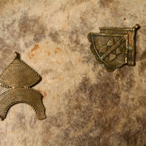 kuba, kuba tribe, west africa, west africa, african pendant, brass pendant, primitive pendant, tribal pendant, rustic, rustic brass, rare, tribal pendants, $12
