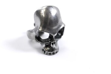 MARTHA ROTTEN skull ring, $82Photo by Jessica Laudicina.