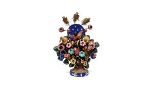 Ceramic Tree of Life, $68. Photo by Jessica Laudicina.