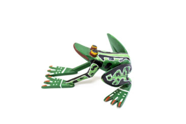 Oaxacan frog, $23.50. Photo by Jessica Laudicina.